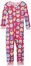Gerber Baby-Girls Infant 1 Piece Cotton Unionsuit