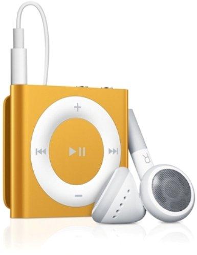 Apple iPod shuffle 2GB オレンジ MC749J/A 【最新モデル】