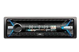 Car Audio Receiver ,Qisc Car Audio Stereo In-Dash FM DVD CD MP3 Player Receiver USB SD AUX Input 5250