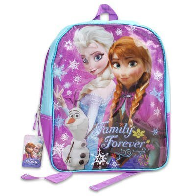 Disney Frozen Princess Elsa and Anna School Backpack