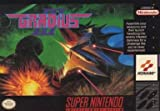 Gradius III (3) - Supernintendo - NTSC