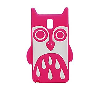 Cute Cartoon Soft Silicone Back Case Cover For Samsung Galaxy Note 3 N9000