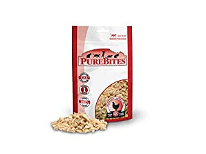 PureBites Chicken Cat Treats, 1.09oz / 31g / Value Size from Pure Treats