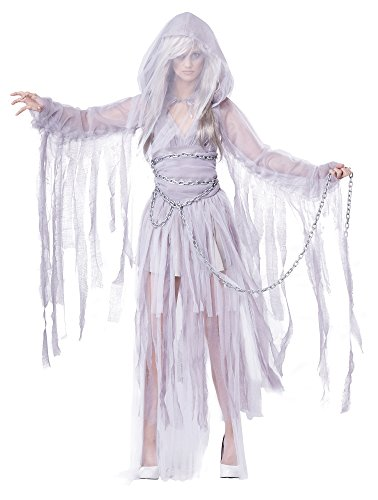 Women's Ghost Spirit Costume