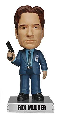 Funko Wacky Wobbler: X-Files Fox Mulder Action Figure - 1