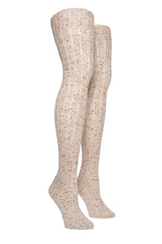 Speckled Tall Sock