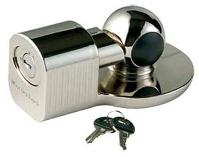 Master Lock 377KA Universal Coupler Lock