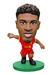 SoccerStarz SOC1062 2017 Version Liverpool Jordon Ibe Home Kit Figures from Creative Toys Company