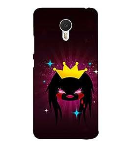 EPICCASE Crying demon boy Mobile Back Case Cover For Meizu M3 Note (Designer Case)