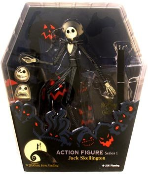 The Nightmare Before Christmas - Jack Skellington Action Figure Series 1