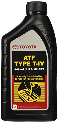 Genuine Toyota (00279-000T4-01) Automatic Transmission Fluid (Automatic Transmission Toyota compare prices)
