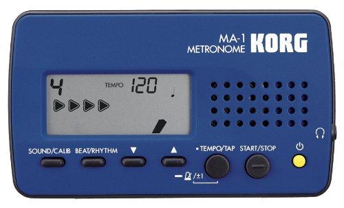korg-ma-1blbk-multi-function-digital-metronome-blue-black