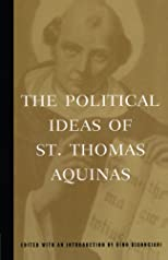 Political Ideas of ST. Thomas Aquinas