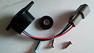 Club Car IQ Speed Sensor   DS and Precedent ADC Electric Golf Cart Motor from Red Hawk