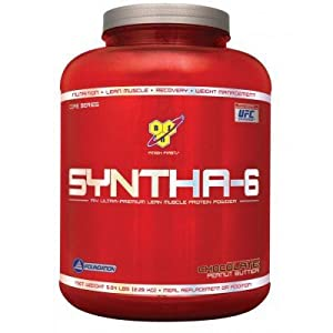BSN Syntha 6 Chocolate Peanut Butter 5lb Protein