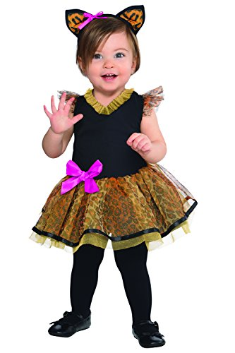 Cutie Cat Infants Halloween Fancy Dress Costume Toodlers Party Outfit