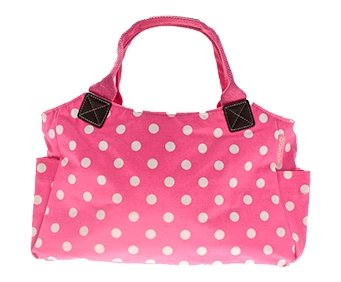 dotty-designer-matt-finish-oilcloth-tote-bag-in-pink-with-white-dots-lp-71100-pink