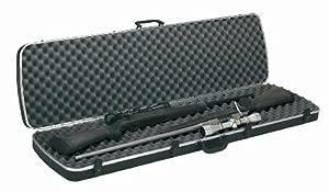 Plano 10252 Gun Guard Dlx Double Scoped Rifle Case