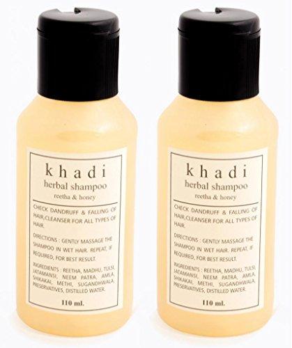 Herbal Shampoo - Reetha & Honey (Pack Of 2)