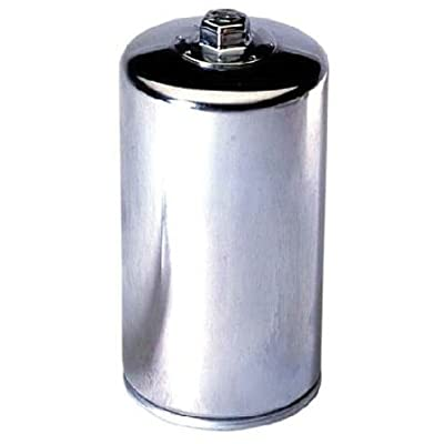 K&N KN-173C Harley Davidson  Chrome Oil Filter