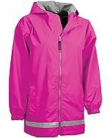 Charles River Apparel Youth New Englander Rain Jacket