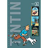"The Adventures of Tintin: Volume 6 (Compact Editions): Land of the Black Gold / Destination Moon / Explorers on the Moon: ""Land of Black Gold"", ... (The Adventures of Tintin - Compact Editions)by Georges Remi Herg�"
