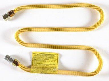 Brasscraft Cssd54-60 Gas Dryer And Water Heater Flex-Lines front-48689