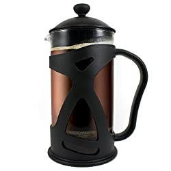 KONA French Press Coffee Tea & Espresso Maker ~ Best Present Idea For Gifts by Idylc Homes