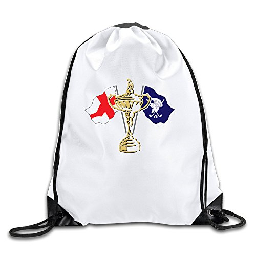 Logon 8 Ryder Cup 3 Cool Drawstring Bags One Size (Whistling Straits Hat compare prices)