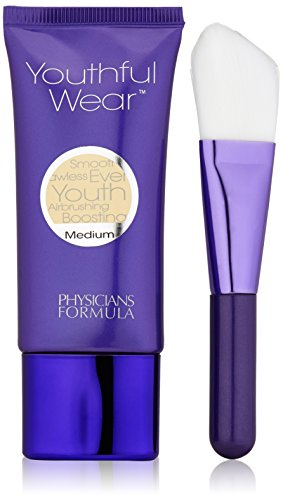 Physicians Formula Youtful Wear Cosmeceutico Fondotinta Medio