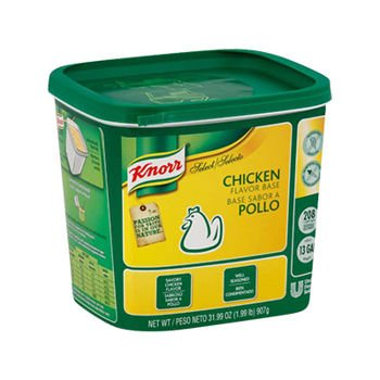 Knorr Select Soup Base, 1.99 pound 1 each, Chicken (Knorr Chicken Base compare prices)