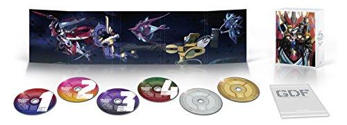 【Amazon.co.jp限定】銀河機攻隊マジェスティックプリンス Blu-ray BOX(初回生産限定版)(描き下ろしアクリルスタンド付き)
