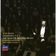 Schumann Symphonies 2 & 4