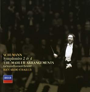 Symphonie N°2 - Symphonie N°4 (Arrangements De Mahler)