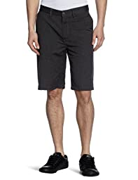 Vans Men\'s Off The Wall Dewitt Walking Shorts-Dark Gray-28