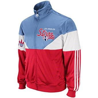 NBA Los Angeles Lakers ABA Jam Track Jacket by adidas