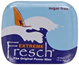 Gerrit's Extreme Fresch Power Mints, 0.5-Ounce Tins (Pack of 12)
