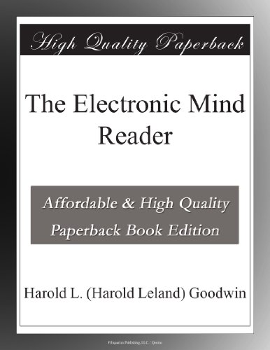 The Electronic Mind Reader