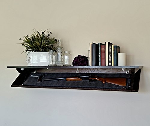 Covert-Cabinets-SG-58-Gun-Cabinet-Wall-Shelf-Hidden-Storage-Espresso