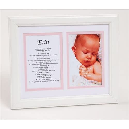 Townsend FN05Lillianna Personalized Matted Frame With The Name & Its Meaning - Framed, Name - Lillianna Coupon 2015