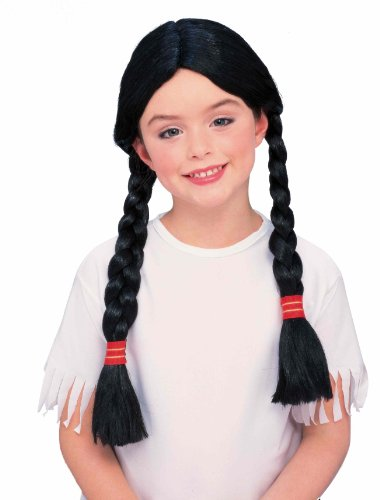 Forum Child Sized Native American Wig
