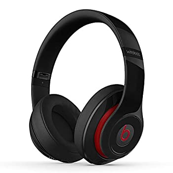 【国内正規品】Beats by Dr.Dre Studio Wireless 密閉型ワイヤレスヘッドホン ノイズキャンセリング Bluetooth対応 ブラック BT OV STUDIO WIRELS BLK