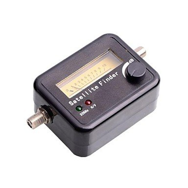 Mini Digital Satellite Finder/Signal Search Meter