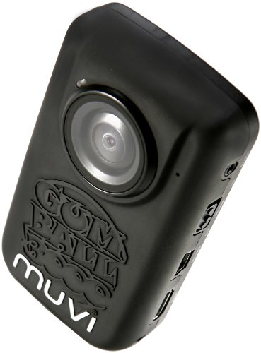 Veho VCC-005-HDGUM Gumball 3000 Edition Muvi HD 1080p Mini In Car/Action Camcorder
