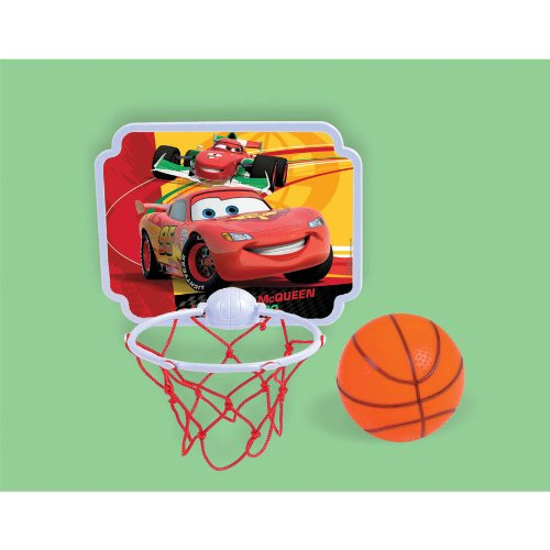 Disney's World of Cars Basketball Game
