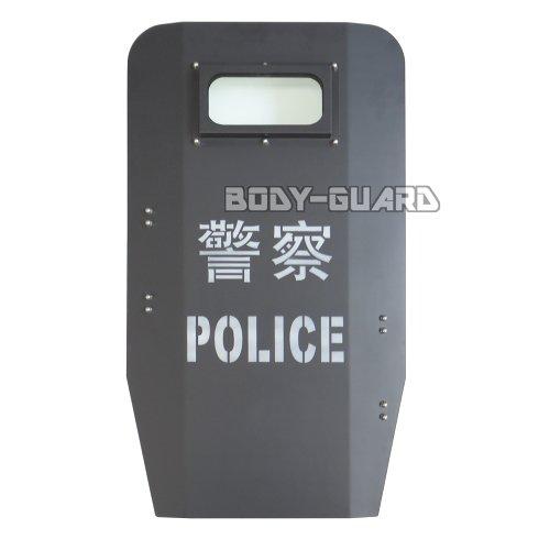 防弾盾 (防弾シールド) POLICE