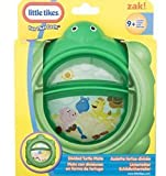 Little Tikes Turtle Divided plate BPA FREE