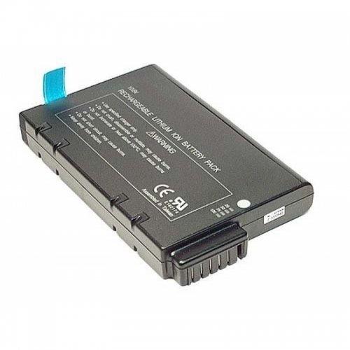 Samsung Batterie GT9000 MTXtec Li-Ion 10,8 V 6600mAh, smart, 6600mAh Noir