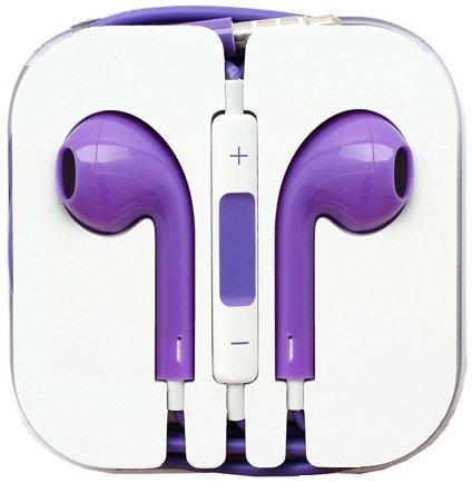 ecouteurs earpods kit main libre multi couleurs avec. Black Bedroom Furniture Sets. Home Design Ideas