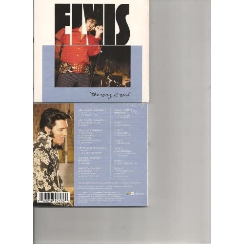 The-Way-It-Was-Elvis-Presley-Audio-CD